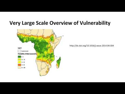 Mod-08 Lec-41 Drought Risk and Vulnerability Assessment: a global perspective