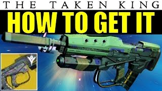 "Destiny: How to Get the ""No Time To Explain"" Exotic Pulse Rifle 