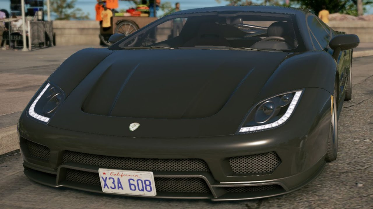 Watch Dogs  Performance Cars