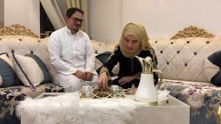 Eşime tuzlu türk kahvesi yaptım🤭 Oğlumuz önce hangi dili konuşacak? Medinede karantina nasıl ?