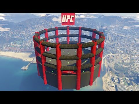 UFC EN GTA V ONLINE!