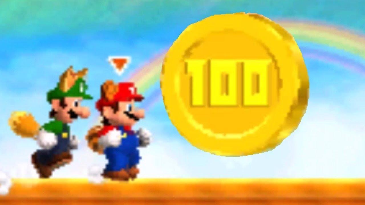 New Super Mario Bros. 2 - All Rainbow Levels (2 Player)