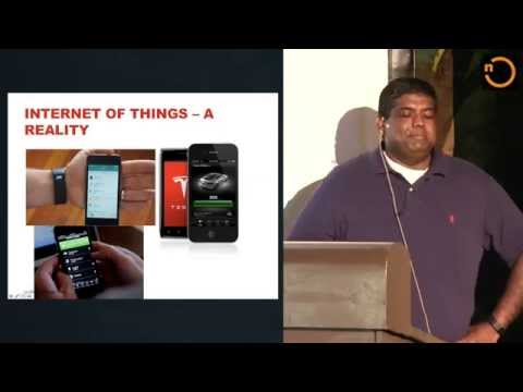 A Reference Data Infrastructure for IoT - Forward 3 Web Summit