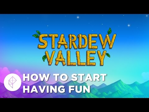 Stardew Valley for Beginners: How I Found The Fun