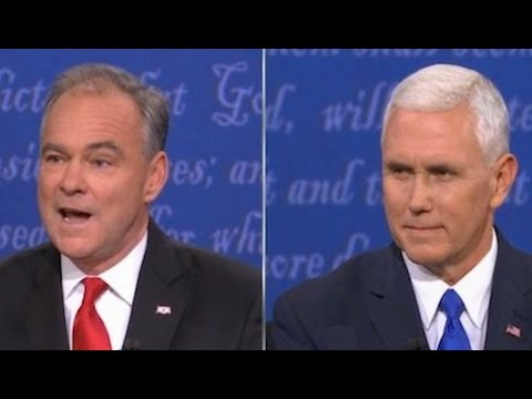 VP Debate: A Missed Opportunity to Highlight Mike Pence's Extremism? (1/2)