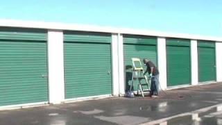 How to Restore Chalky Metal Doors