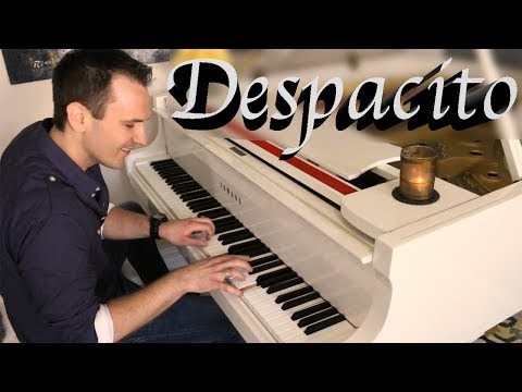 Despacito - Crazy Latin Jazz Piano Cover - Jonny May