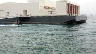 It's really so Funny in Al Cornich,Qatar. I love you Qatar.