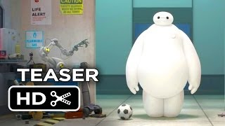 Download Video Big Hero 6 Official Teaser Trailer #1 (2014) - Disney Animation Movie HD MP3 3GP MP4