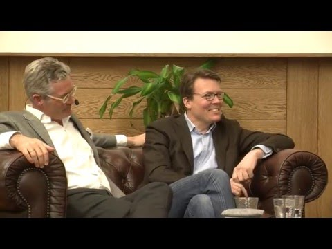 Startups in The Netherlands with Constantijn van Oranje-Nassau & Alexander Ribbink