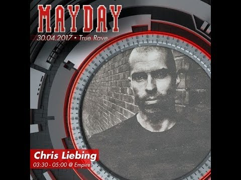 "Chris Liebing @ MAYDAY ""True Rave"" (2017)"