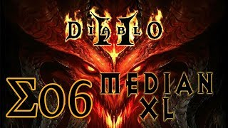 Imon Plays [Diablo II (Median XL Σ1.0.0)] #06 Bowazon Act 4-5 Nightmare