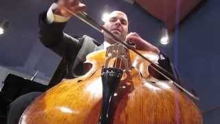 Fastest Flight of the Bumblebee for Cello (in staccato) Hummelflug