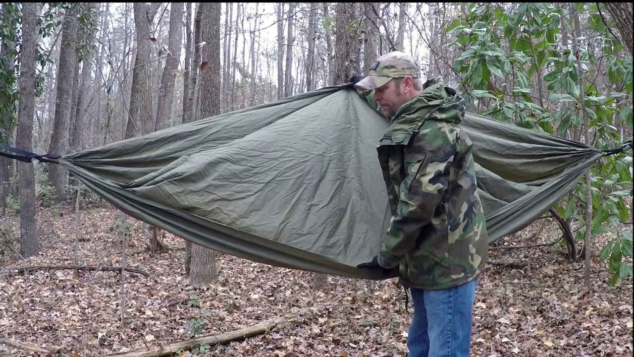 5 Star Gear hammock (TRU-Spec) - 5 Star Gear Hammock (TRU-Spec) - YouTube