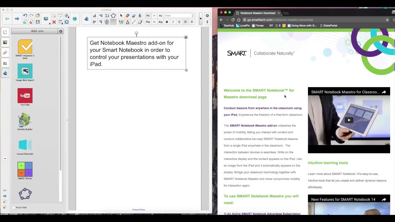 Notebook Maestro Download Instructions
