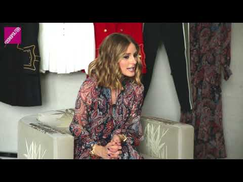 Cosmo Middle East Meets... Olivia Palermo