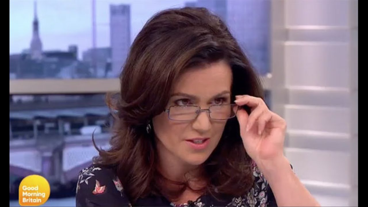 Susanna Reid Sends Twitter Into Meltdown With Sexy New Transformation