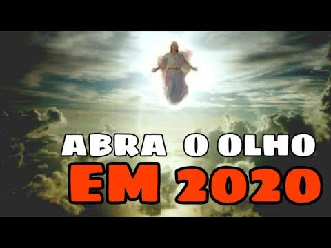 ISSO VOCÊ AINDA NÃO VIU, A GRANDE HORA DO ARREBATAMENTO, ABRA O OLHO EM 2020