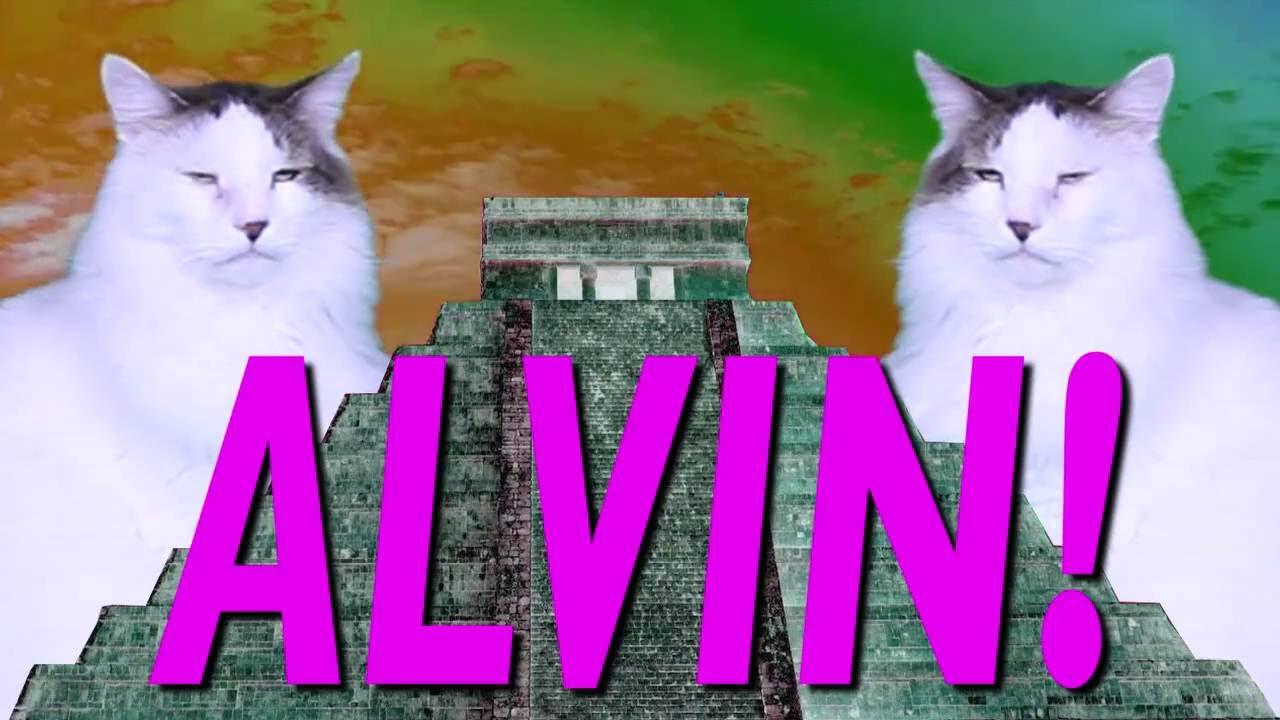 ¡FELIZ CUMPLEAÑOS ALVIN! Canción Comica de Cumpleaños