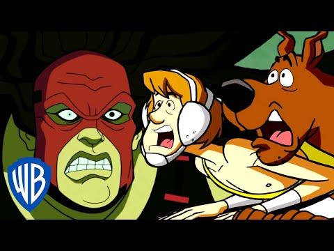 Scooby-Doo! WrestleMania Mystery | Kane vs Scooby & Shaggy! | WB Kids