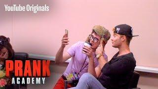 CREEPY STALKER PRANK!!! | Prank Academy | Episode 15