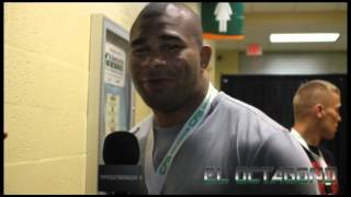 CFA 06 - Interview with Alistair Overeem