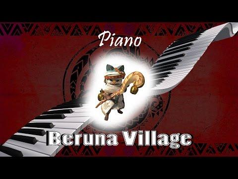 Beruna / Bherna Village Theme (Live Piano)