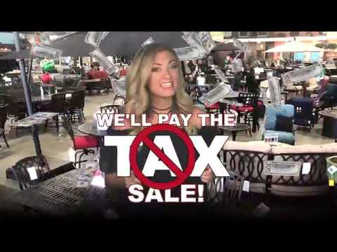 We'll Pay Tax Sale | July 2018