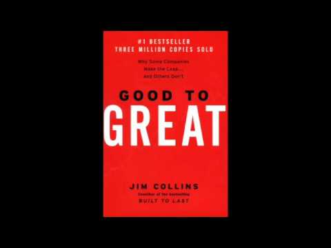 Good to Great Audiobook Summary