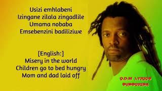 Lucky Dube - Usizi Lyrics