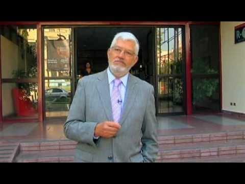 Saludo de Pedro Uribe Jackson, nuevo Rector U. Andrés Bello