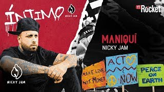 4. Maniquí - Nicky Jam | Video Letra