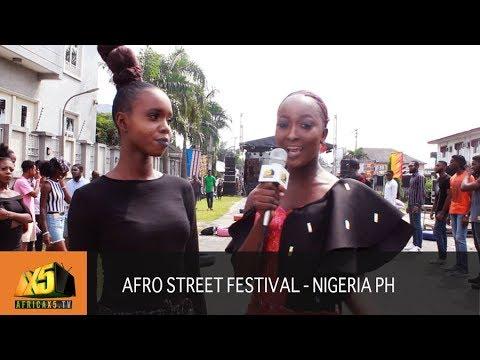Afro Street Festival Nigeria Portharcourt
