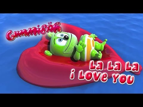 Thumbnail: La La La I Love You - Gummibär - The Gummy Bear