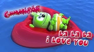La La La I Love You - Gummibär - The Gummy Bear thumbnail
