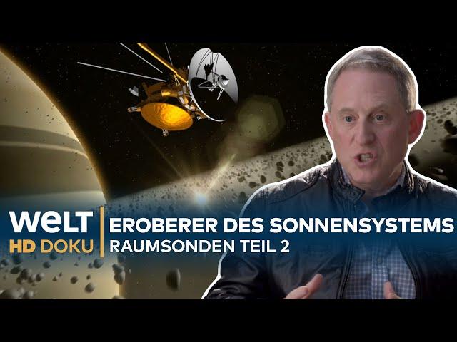 RAUMSONDEN: Eroberer des Sonnensystems (2)   HD Doku