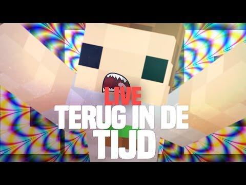 TERUG IN DE TIJD! Minetopia & Minigames - EGS Live #58