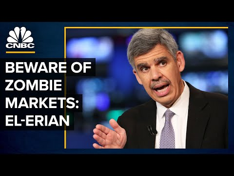 What's Next For The U.S. Economy: Mohamed El-Erian