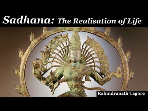 Sadhana: The Realisation of Life - FULL AudioBook - by Rabin