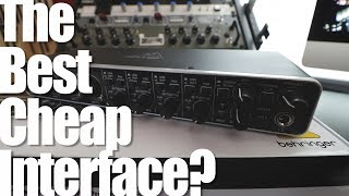 Is This The Best Cheap Audio Interface?