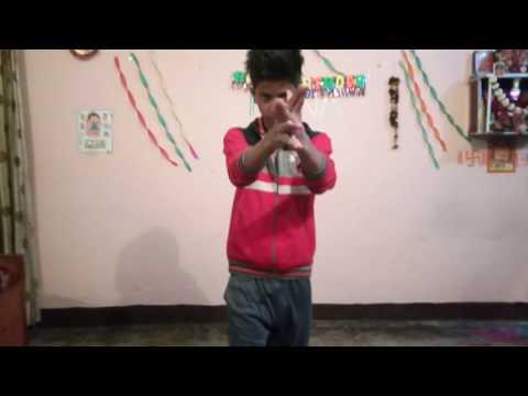 Dharmesh robotic dance