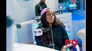 #LIVE: BLOCK89 - EXCLUSIVE INTERVIEW NA MALKIA KAREN- WASAFI FM (13/05/2019)