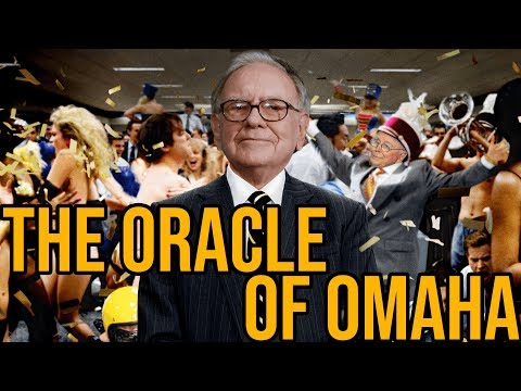 The Oracle of Omaha   Warren Buffett