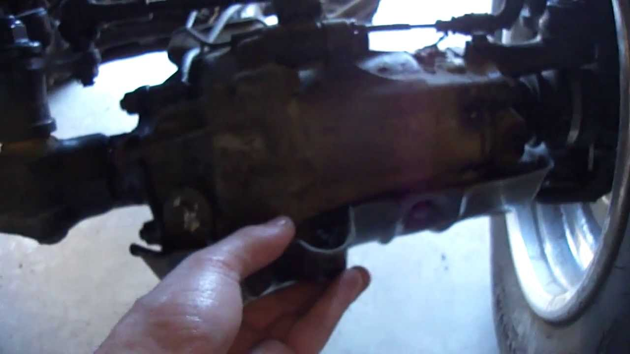 How To Change Front Differential Fluid On A 1987 Honda