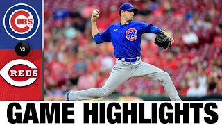Cubs vs. Reds Game Highlights (8/17/21)