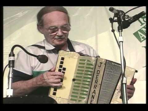 Joe Derrane, accordian player