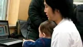 Jang keun suk チャン・グンソク baby and me 赤ちゃんと僕.