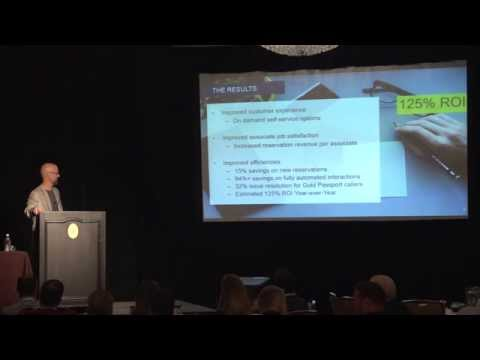 Hyatt Hotels: Optimizing Agent Efficiency with an IVA