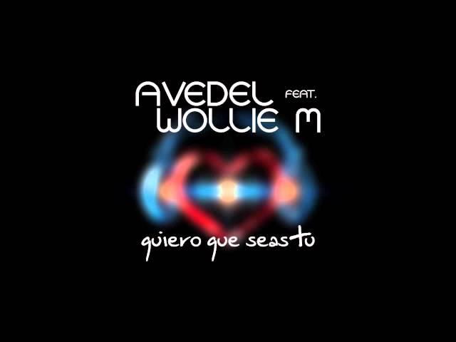 Quiero Que Seas Tú (Love Me Like You Do) Avedel & Wollie M | Cover