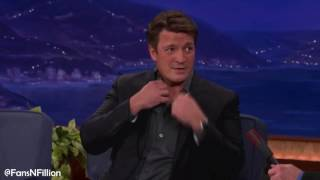 Nathan Fillion Shows Off His Incredible Halloween Costume